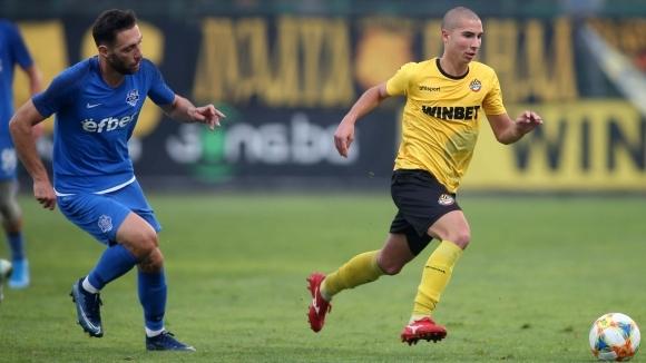 Феро иска 3-годишен договор за Димитър Тонев