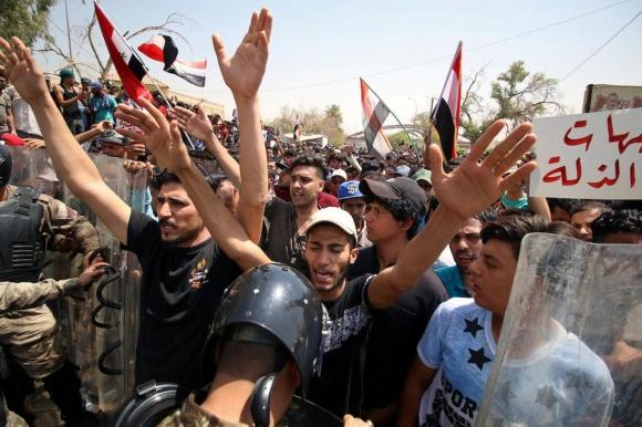 ФИФА нареди Ирак да играе два мача на неутрален терен