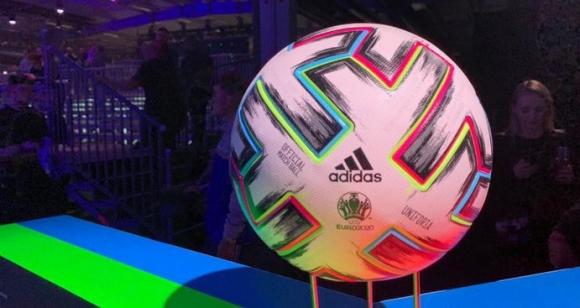 Показаха официално топката за Евро 2020