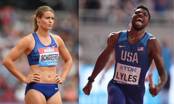 Лайлс и Схипърс също недоволни от изваждането на 200 метра от Диамантената лига