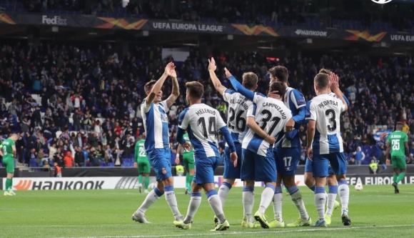 Еспаньол доминира в Идеалния отбор на Лига Европа