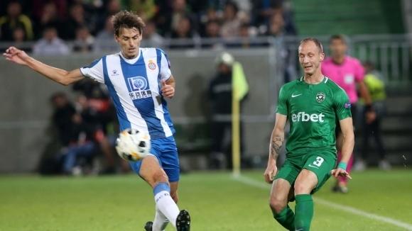 Недялков остава втори по асистенции в Лига Европа