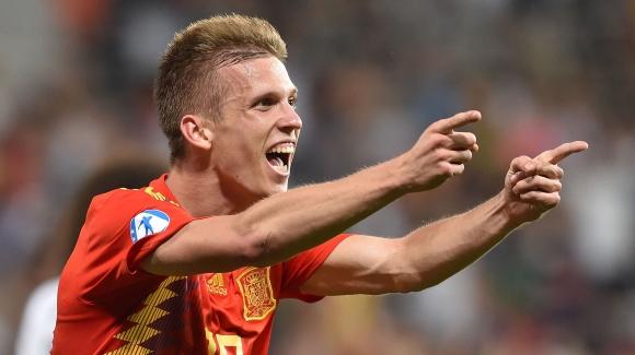 Футболист без нито един мач в Ла Лига с първа повиквателна за Испания