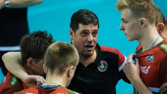 Пламен Константинов: Победата над шампиона Кузбас дава много повече от 3 точки