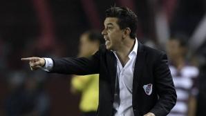 Гаярдо ще води Барса от декември, твърди Борги