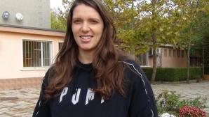 Христина Русева подсили шампиона Марица (видео)