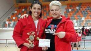 България с два медала от Световното по самбо