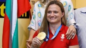 България завърши на трето място в отборното класиране при жените на СП по самбо