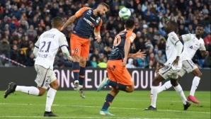 Монпелие записа безпроблемна победа над Тулуза