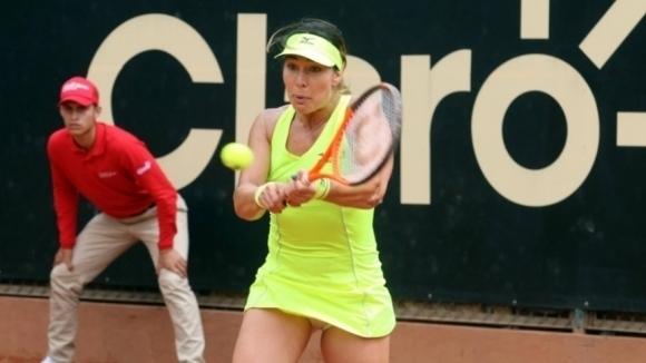 Елица Костова отпадна в първия кръг в Хюстън