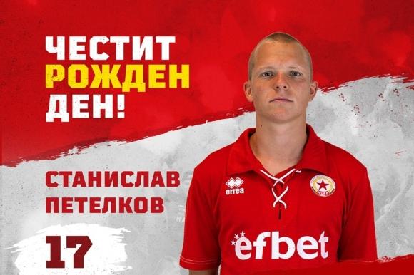 Рожденик от дубъла подсили първия тим на ЦСКА 1948