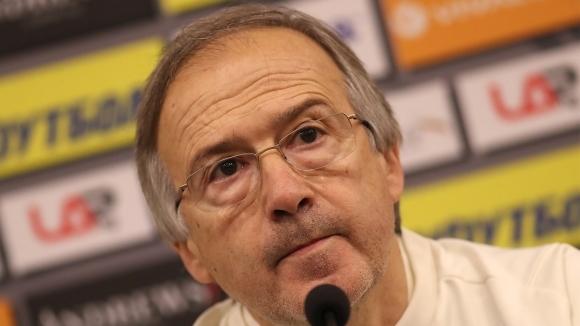 Дерменджиев: Който е в добра форма, той ще бъде в националния отбор