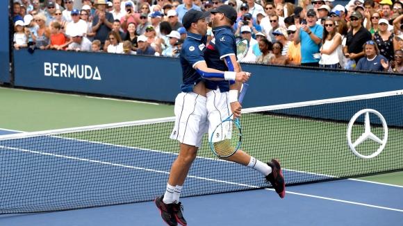 Братята Брайън се оттеглят от тениса