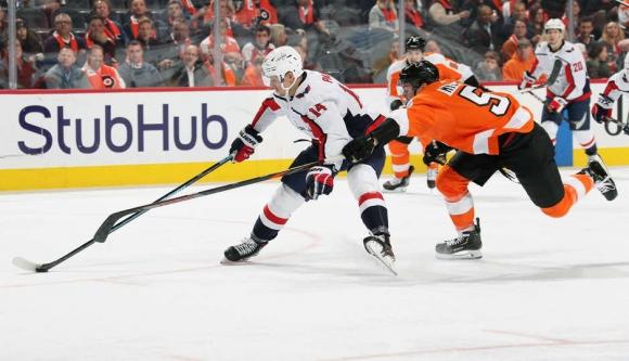 Вашингтон взе 14-ата си победа за сезона в НХЛ