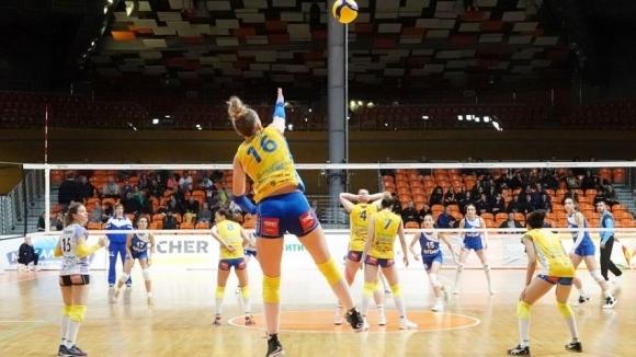 Александра Миланова: Надявам се да изиграем добър мач в Кан (видео)
