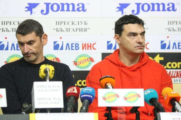 Волейболният елит официално поиска смяната на Данчо Лазаров