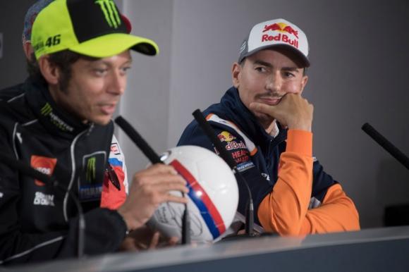 Роси: Лоренсо е сред най-големите в модерната ера на MotoGP