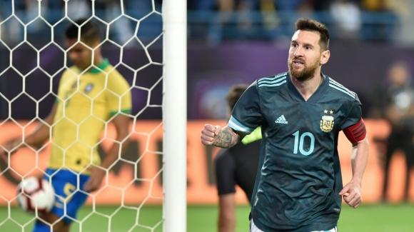 Лео Меси се завърна, за да накаже Бразилия
