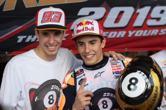 И Алекс Маркес има шанс за мястото на Лоренсо в MotoGP