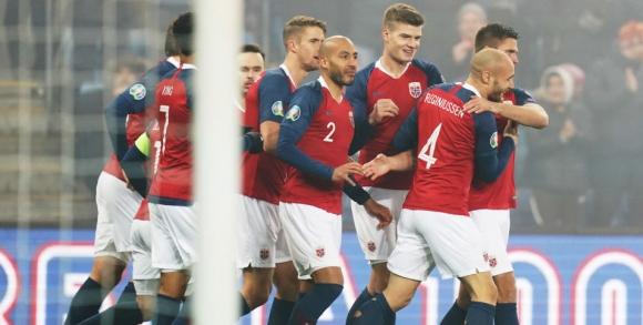 Норвегия постигна разгромна победа, но не зависи от себе си