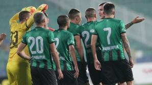 В петък Нефтохимик за пръв път през този сезон ще домакинства в Бургас