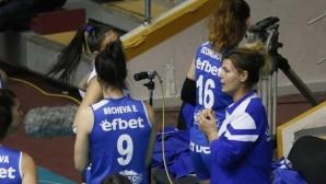 Любка Дебърлиева: Това, което прави efbet за Левски, е прекрасно, страшно ни помагат!