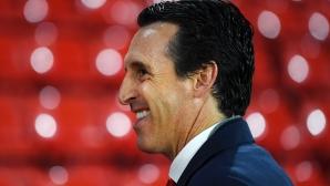 Унай Емери остава начело на Арсенал