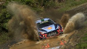 Официално: Последният кръг за сезона във WRC отпадна заради пожари