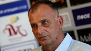 Здравков: Усещам Ботев (Враца) много близо до сърцето си
