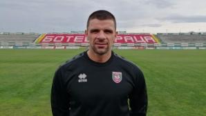 Вальо Илиев се завърна в Ботев (Враца)