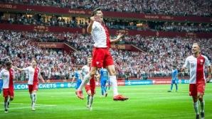 Полша ще играе в Израел, въпреки ситуацията в ивицата Газа