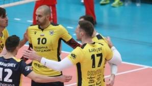 Александър Ляфтов за волейбола у нас