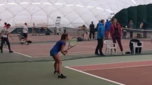 """Нови победи за тенисистите на """"Авеню"""" на европейската сцена"""