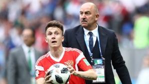 Русия без звездата си Александър Головин срещу Белгия