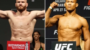 Равно тегло за Ян Блахович и Джакаре преди UFC Fight Night в Сао Пауло (видео)