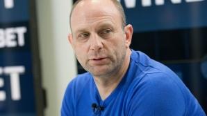 Тити фаворизира Наско Сираков и изригна: В Левски мишкуват, страх ги е от него (видео)