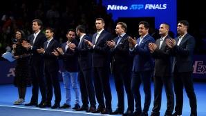 Бердих и Ферер са сред звездите, които се сбогуваха с тениса през 2019 година