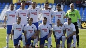 Марек падна и от Спортист, екшън след мача в Дупница