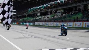 16-годишен испанец с първа победа в Moto3