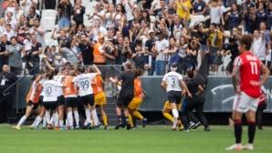 Рекордна посещаемост на женски футбол в Бразилия
