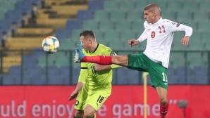 Десподов: Готов съм за лидер, ще се радвам да бъда капитан на България (видео)
