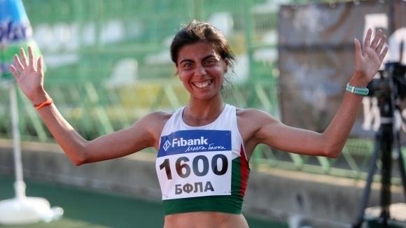 Маринела Нинева втора в Белград