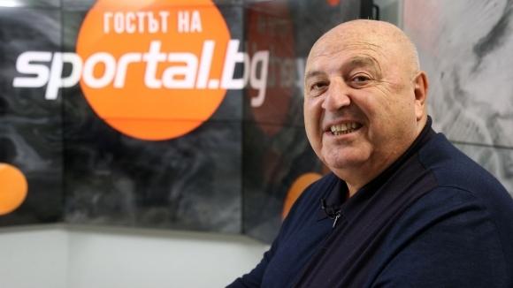 Венци Стефанов: Ако Кралев толкова иска да е президент на БФС, да заповяда