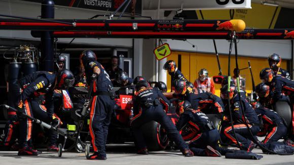 Ред Бул отново го направиха: 1.82 секунди!