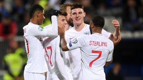 """Англия загрява за Евро 2020 с контрола с Дания на """"Уембли"""""""