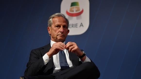 Президентът на Серия