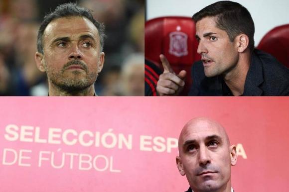 Завръщането на Луис Енрике излага испанската федерация