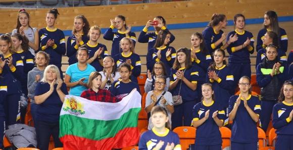 Марица със специална покана към училищата за мача с Динамо и още нещо...