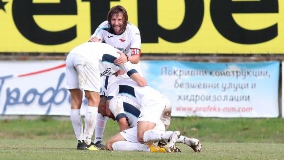 Септември (Симитли) 0:0 Кюстендил, гледайте тук!