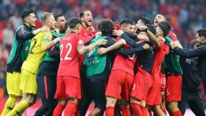 Турция си свърши работата в Андора